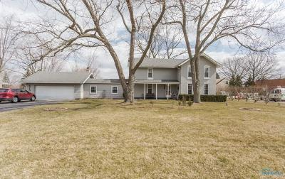 Single Family Home For Sale: 25540 Luckey Road