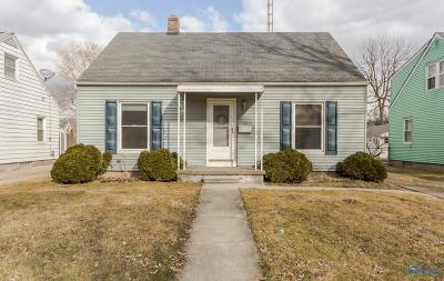 Toledo Single Family Home For Sale: 532 Clifton Boulevard
