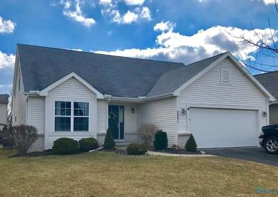Sylvania OH Single Family Home For Sale: $207,500