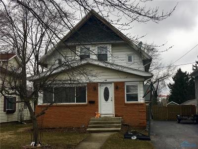 Perrysburg Single Family Home For Sale: 441 E Indiana Avenue