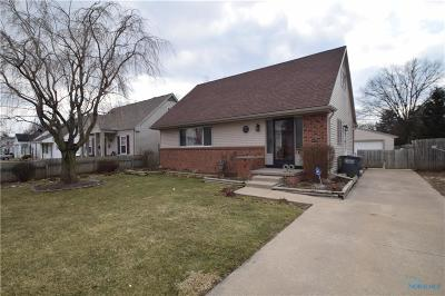 Single Family Home For Sale: 5153 Oldham Road