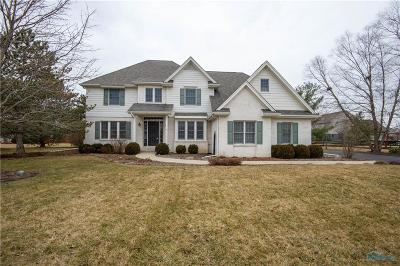Sylvania Single Family Home Contingent: 5945 Rock Hill Lane