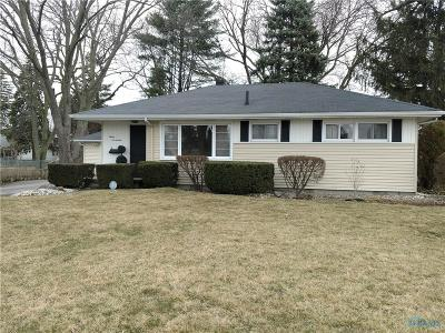 Maumee Single Family Home For Sale: 1217 Seventh Street