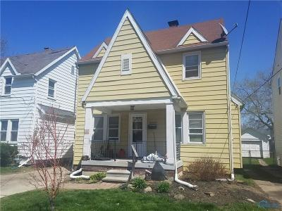 Toledo Single Family Home For Sale: 3640 Burton Avenue
