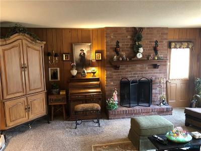 Toledo OH Single Family Home For Sale: $182,500