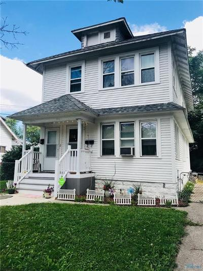 Toledo Multi Family Home For Sale: 1537 Carlyle Street
