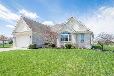 Lucas County Single Family Home For Sale: 1665 Grand Bay Drive
