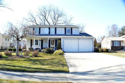 Maumee Single Family Home Contingent: 2176 Longport Drive