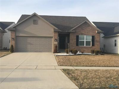 Maumee Single Family Home Contingent: 5108 Starboard Drive