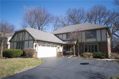 Toledo Single Family Home For Sale: 2822 Joelle