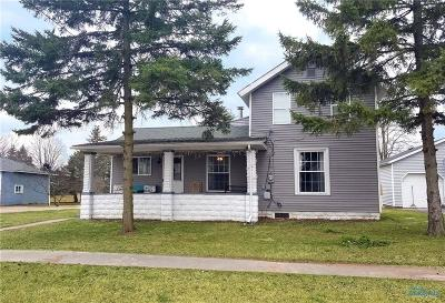 Lyons OH Single Family Home For Sale: $124,900