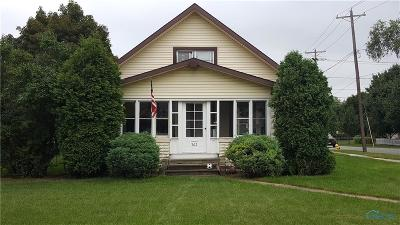 Maumee Single Family Home For Sale: 302 E William Street