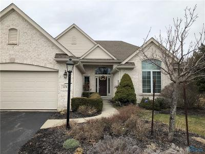 Perrysburg Single Family Home For Sale: 678 Ridge Lake Court