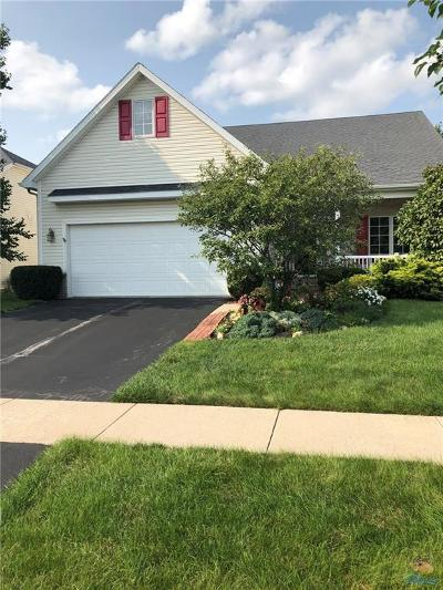 Perrysburg Single Family Home For Sale: 2274 Falling Waters Lane