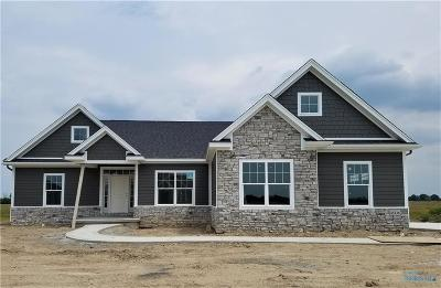 Perrysburg Single Family Home For Sale: 25248 John F McCarthy Way #Lot 155