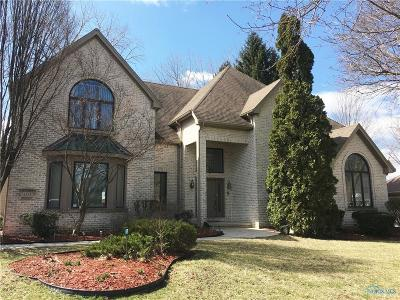 Sylvania Single Family Home For Sale: 4815 Country Walk Lane