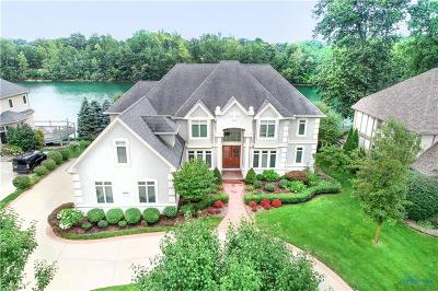 Holland Single Family Home Contingent: 8953 Orchard Lake Road