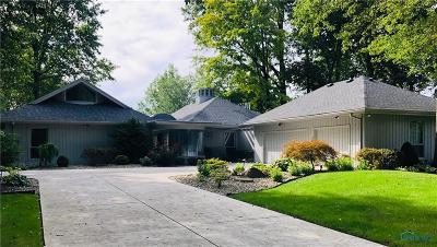 Perrysburg Single Family Home For Sale: 29897 Saint Andrews Road