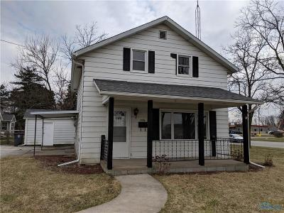 Perrysburg Single Family Home Contingent: 576 W Eighth Street