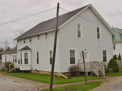Bryan OH Multi Family Home For Sale: $135,000