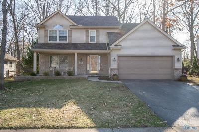 Holland Single Family Home Contingent: 403 Hidden Lake Drive