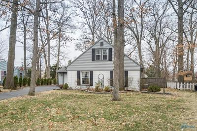Sylvania Single Family Home Contingent: 6632 Charlesgate Road