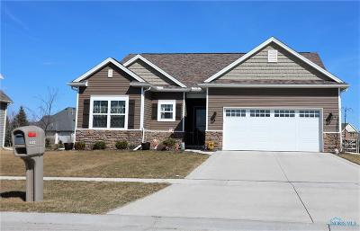 Sylvania Single Family Home For Sale: 5592 Red Hawk Lane