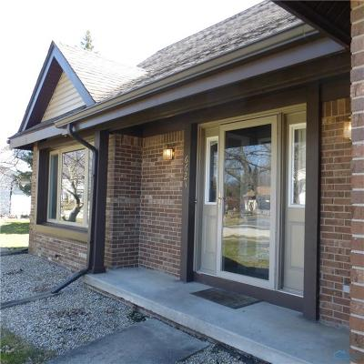 Holland Single Family Home Contingent: 6623 Inglewood Road