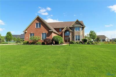 Perrysburg Single Family Home Contingent: 2799 Stonefence Drive