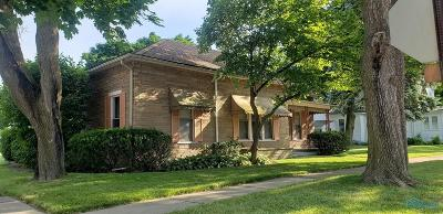 Maumee Single Family Home For Sale: 333 W Dudley Street