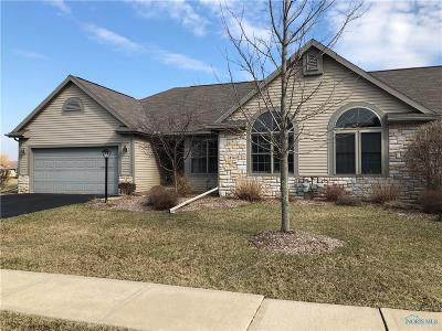 Perrysburg Condo/Townhouse Contingent: 14540 Olde Trail Drive