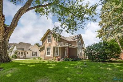 Swanton Single Family Home For Sale: 514 S Main Street
