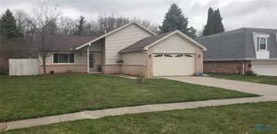 Maumee Single Family Home Contingent: 6632 Sue Lane