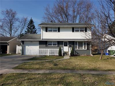 Maumee Single Family Home For Sale: 1325 Anderson Avenue