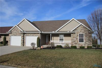 Sylvania Single Family Home For Sale: 3849 Bridge Creek Boulevard