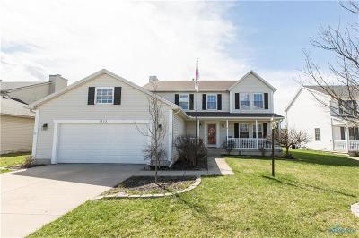 Perrysburg Single Family Home Contingent: 1162 Tricia Court
