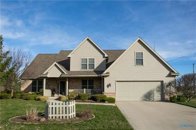 Sylvania Single Family Home Contingent: 5739 Kylie Court