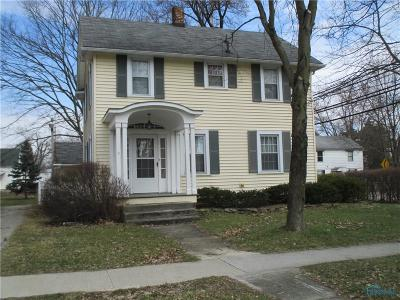 Single Family Home For Sale: 153 Troup Avenue