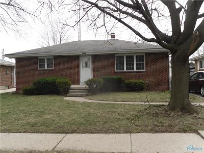 Toledo Single Family Home For Sale: 4516 285th Street