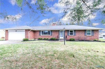 Toledo Single Family Home For Sale: 4146 Jamesway Drive