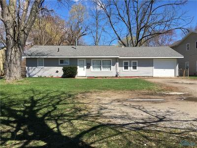Toledo Single Family Home For Sale: 3656 W Alexis Road