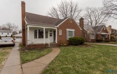 Toledo Single Family Home For Sale: 4128 Stannard Drive