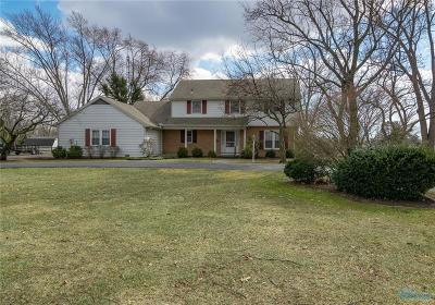 Maumee Single Family Home For Sale: 2931 Manley Road