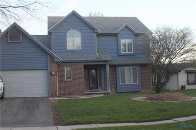 Maumee Single Family Home For Sale: 6227 Wexford Court