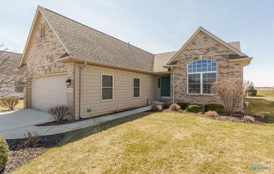 Sylvania Single Family Home For Sale: 3837 Windward Drive