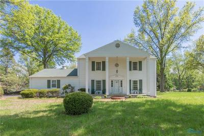 Whitehouse Single Family Home For Sale: 10905 Winslow Road