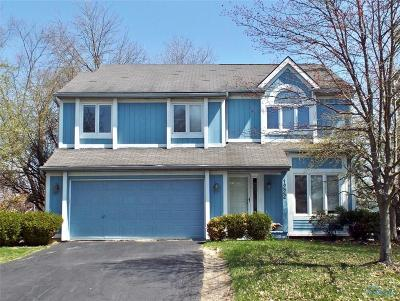 Maumee Single Family Home For Sale: 1222 Westfield Drive