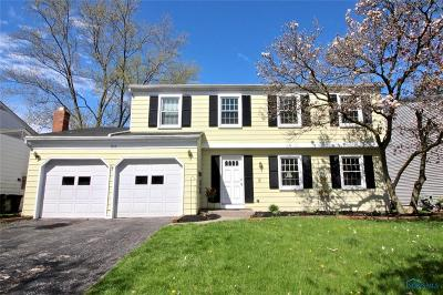 Single Family Home For Sale: 1617 Eastfield Drive