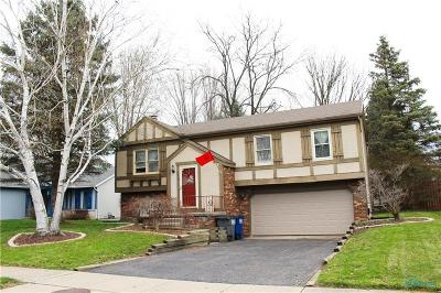 Toledo Single Family Home For Sale: 5518 Bentwood Drive