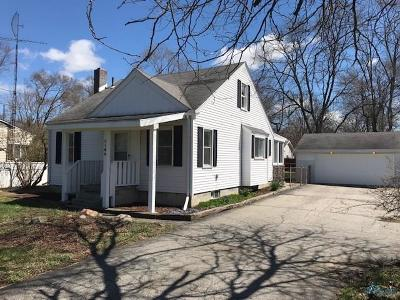 Sylvania Single Family Home Contingent: 5144 Whiteford Road